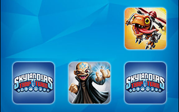 Play Skylanders Trap Team
