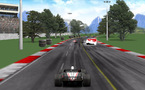 Play Verizon Indy Car Series
